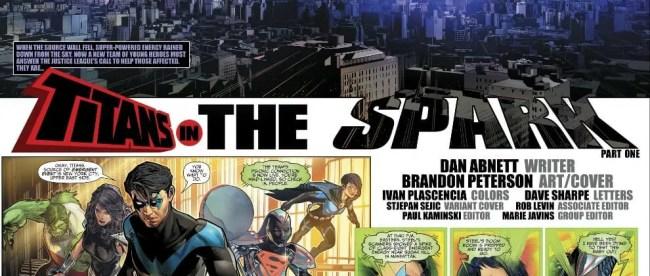 Titans #23 Review