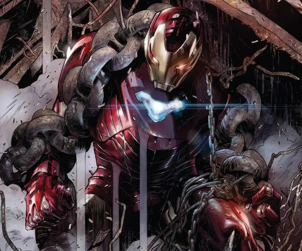Tony Stark – Iron Man #2 Review