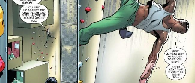 Marvel Comics Iron Man - Tony Stark #2 Review