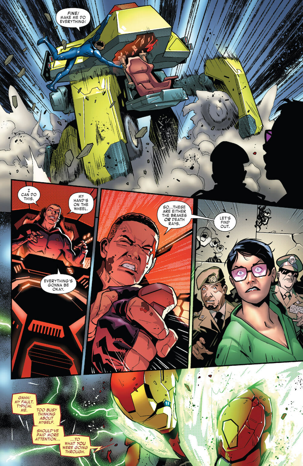 Tony Stark - Iron Man #2 Review - Comic Book Revolution