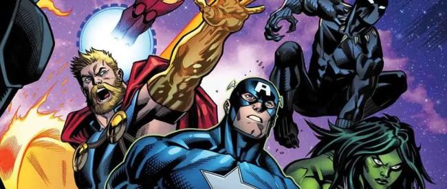 Avengers #700 Cover