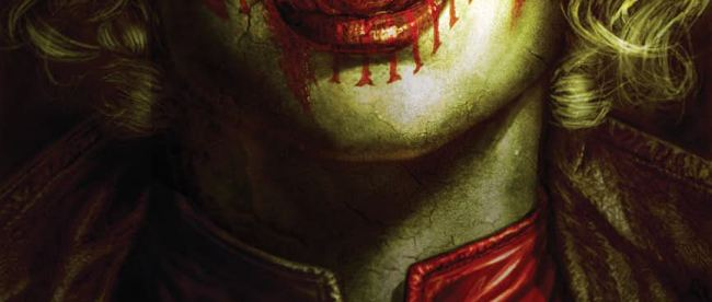 Batman: Damned #2 Cover