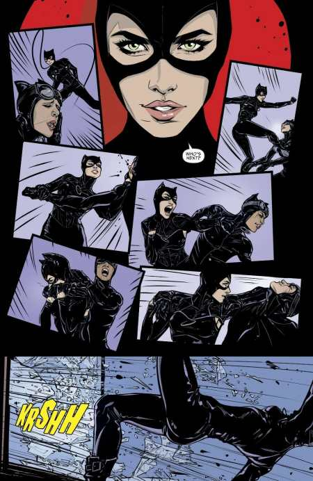 Catwoman 2 Highlight