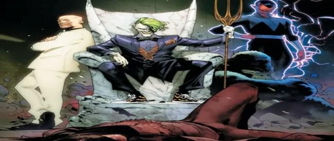 DC Comics November 2018 Solicitations Analysis