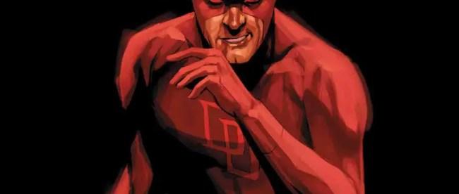 Daredevil #612 Cover