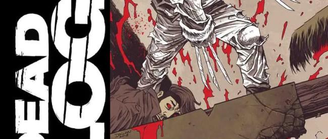Dead Man Logan #1 Cover
