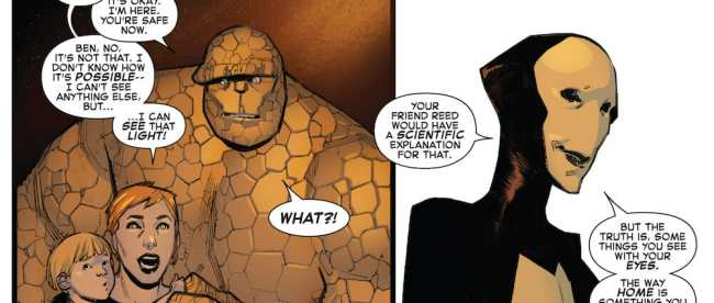 Marvel Comics Fantastic Four #1 Review