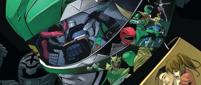 Go Go Power Rangers #12 (Shattered Grid Tie-In) ReviewGo Go Power Rangers #12 (Shattered Grid Tie-In) Review