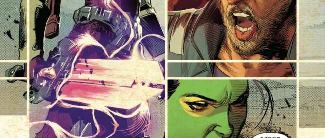 Infinity Wars #1 Review