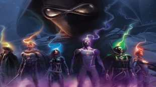 Infinity Wars #2 Review