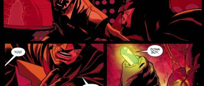 Injustice 2 Atom Beats Superman