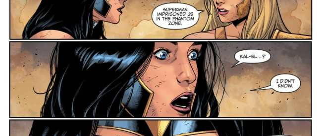 Injustice 2 Wonder Woman Wonder Girl Fight