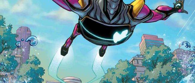 Ironheart #1 Cover