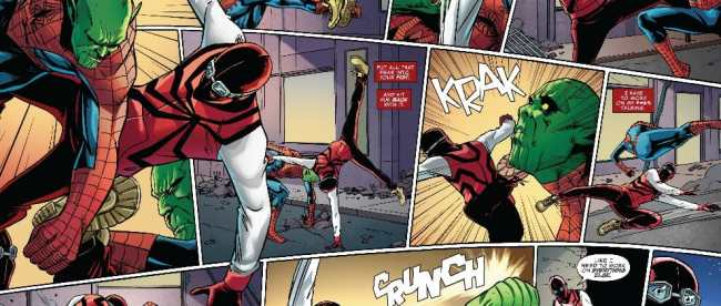 Spider-Man Annual #1 Review