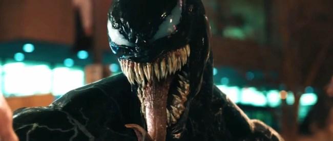 Venom Movie Appearance