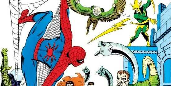 Amazing Spider-Man Annual #1 Starter Guide