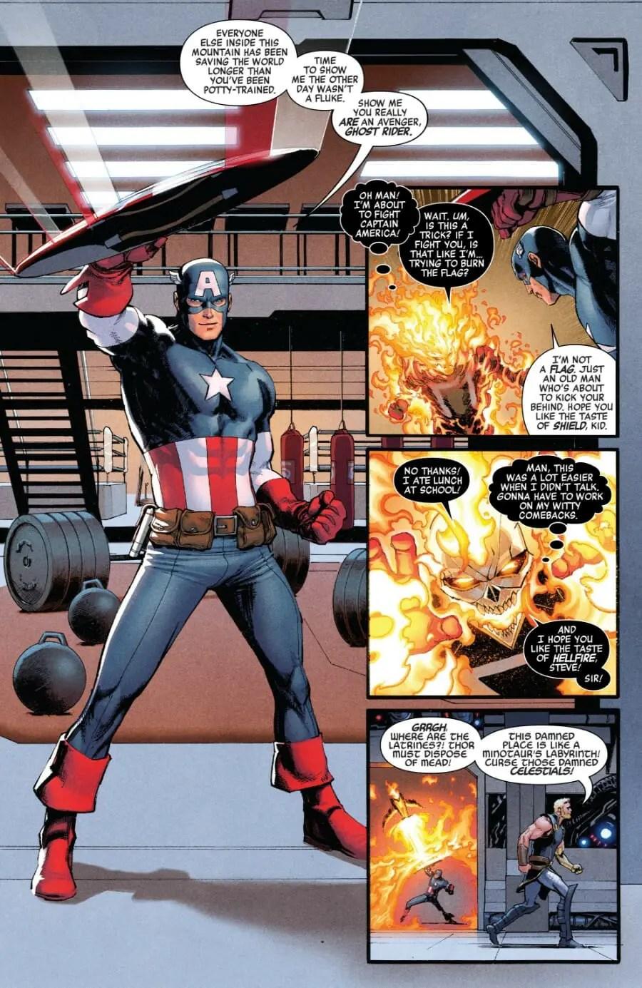 Avengers #8 Review - Comic Book Revolution