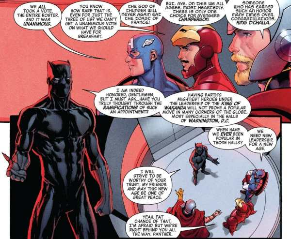 Avengers #8 Highlight