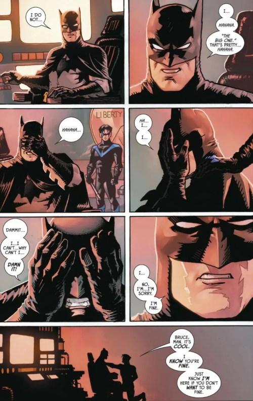 Batman #54 Highlight