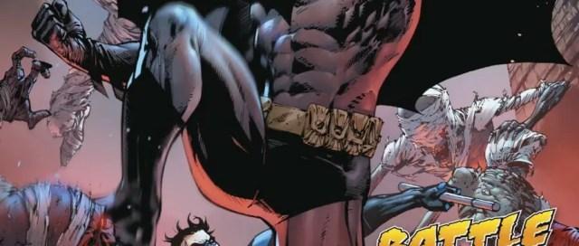 Batman #55 Review