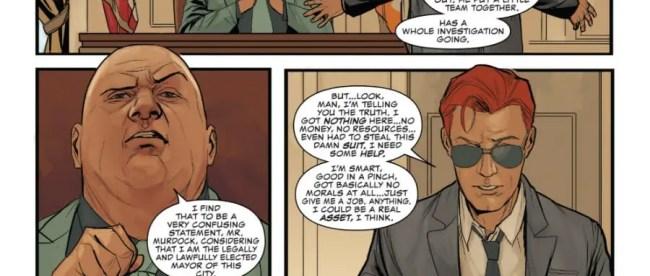 Daredevil #608 Review