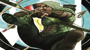 Green Arrow #44 Review