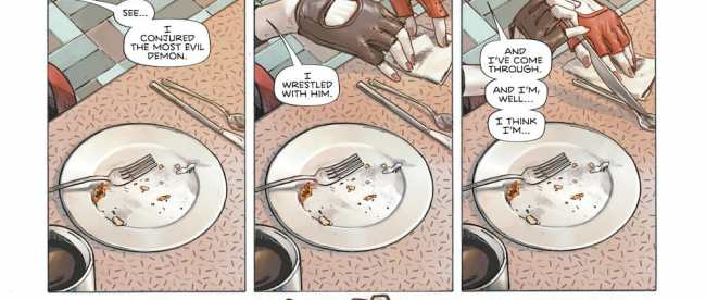 DC Comics Heroes In Crisis #1 Review