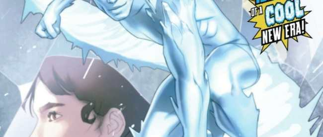 Iceman #1 Review