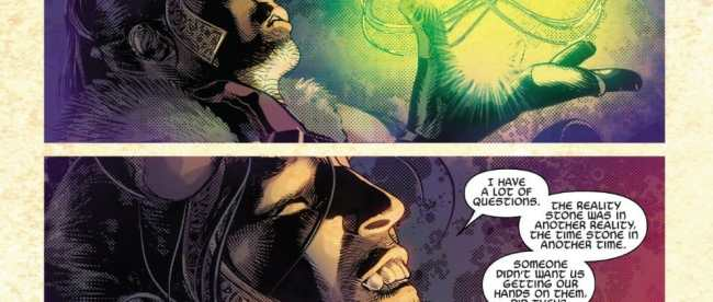 Infinity Wars #3 Review