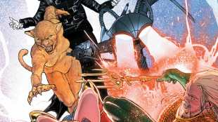 DC Comics Justice League #8 Review