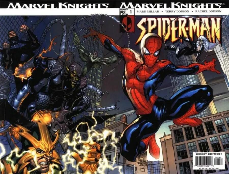 https://mlvfp1ula1dm.i.optimole.com/3lkBPa4-39DRzgJ_/w:750/h:570/q:90/https://i2.wp.com/www.comicbookrevolution.com/wp-content/uploads/2018/09/Marvel-Knights-Spider-Man-Starter-Guide.jpg?resize=750%2C570