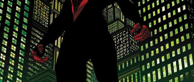 Miles Morales: Spider-Man #1 Cover