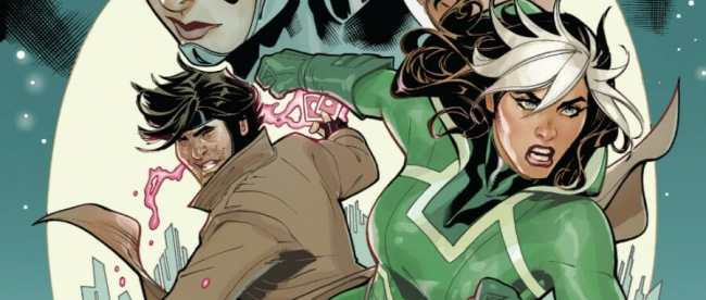 Mr. & Mrs. X #3 Review