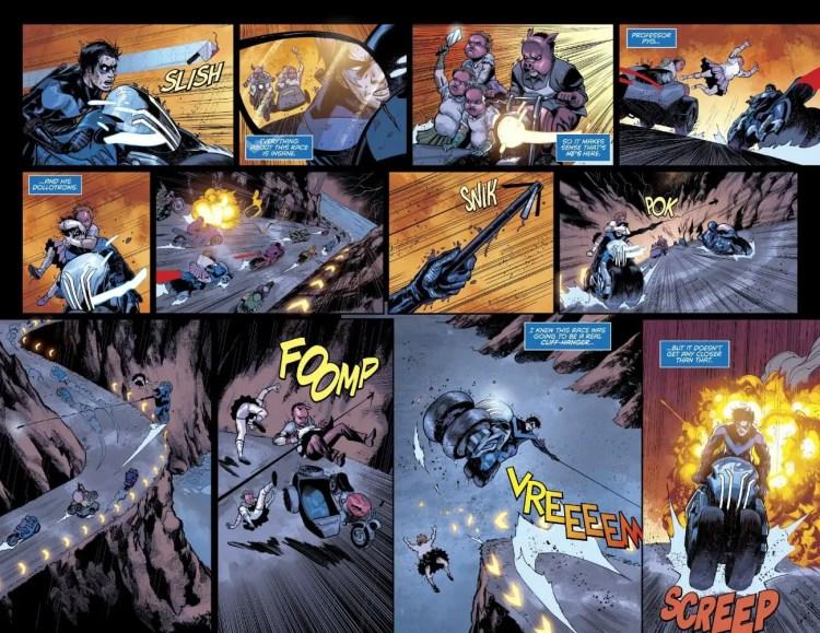 Nightwing #48 Highlight