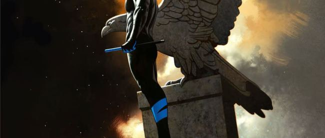 Nightwing #54 Cover