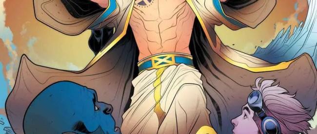 Uncanny X-Men #6 Cover