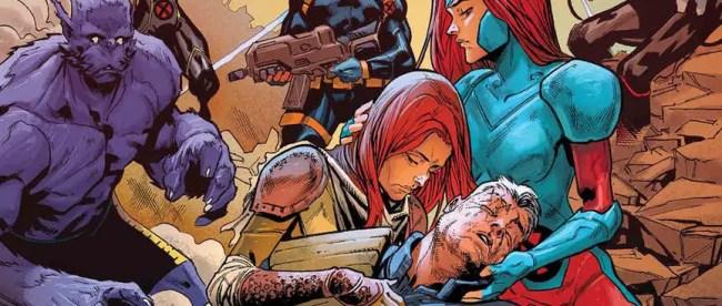 X-Men: Exterminated #1 Cover