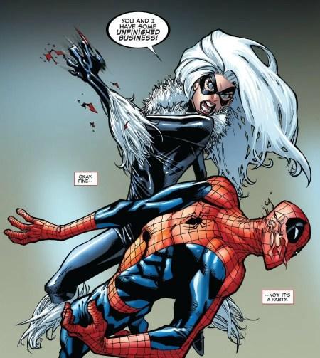 Amazing Spider-Man #8 Moment