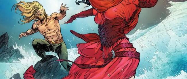 Aquaman #44 Cover