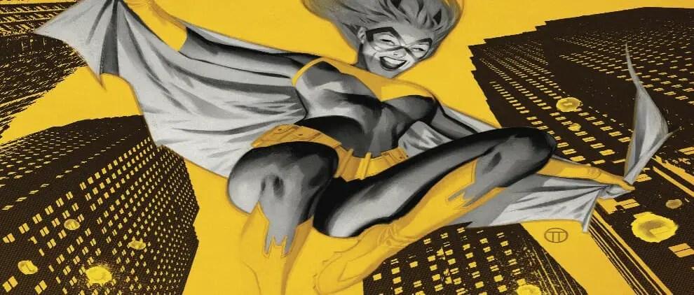 Batgirl #28 Review