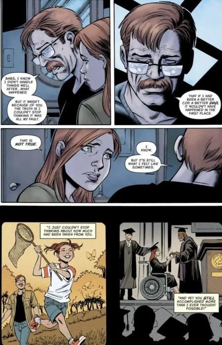 Batgirl #28 Moment