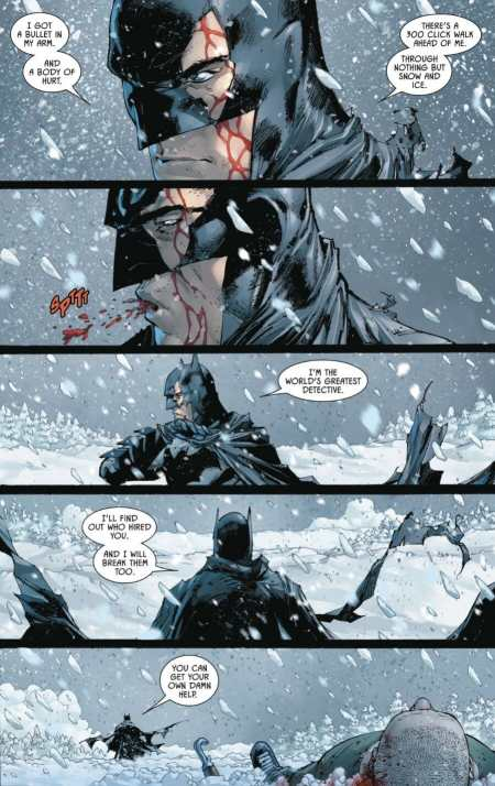Batman #57 Moment