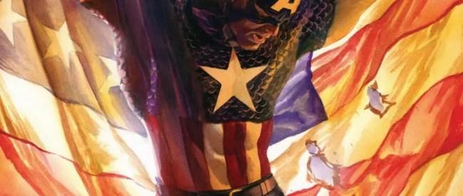 Captain America #4 Review