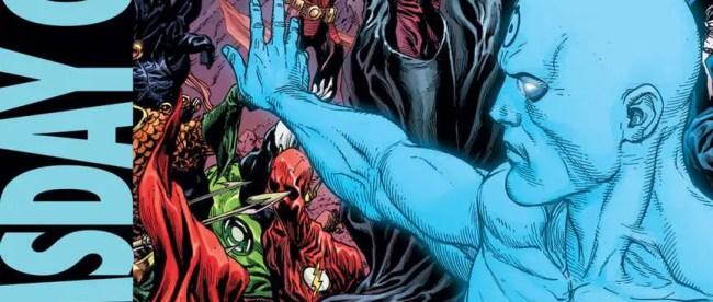 Doomsday Clock 9 Cover