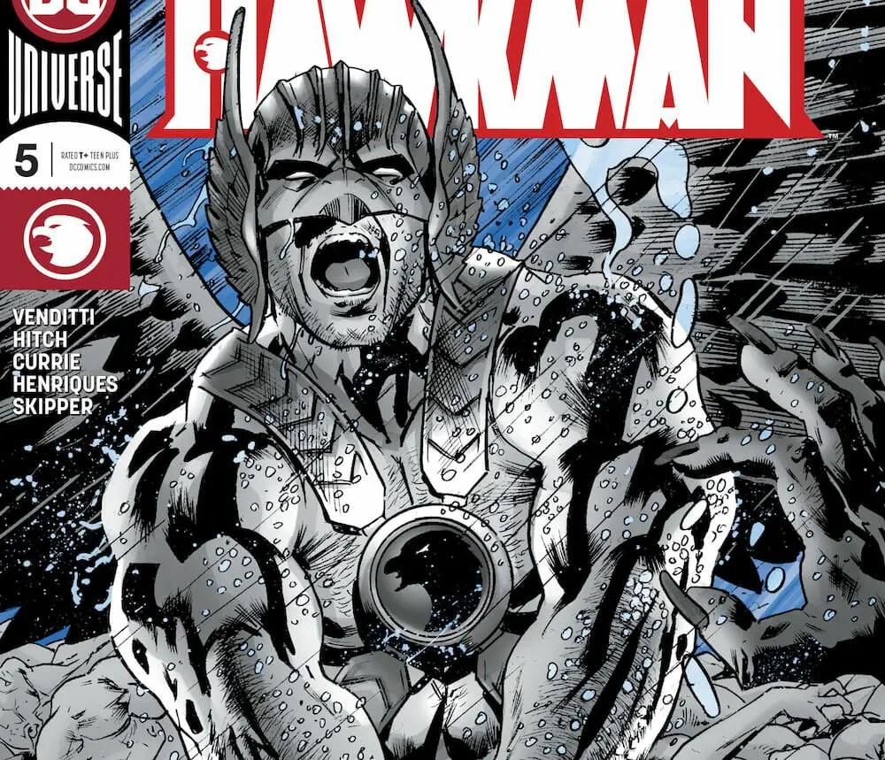 Hawkman #5 Review