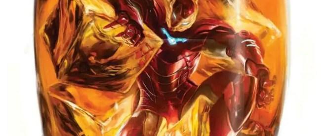 Iron Man Tony Stark #8 Cover