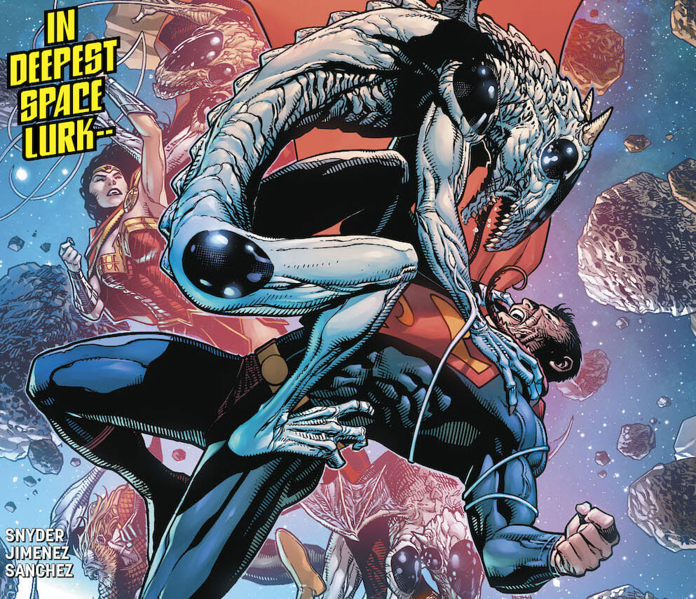 DC Comics Justice League #9 Review