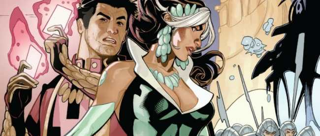 Mr. & Mrs. X #4 Review