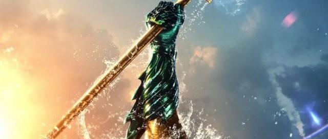 NYCC 2018 Aquaman Poster