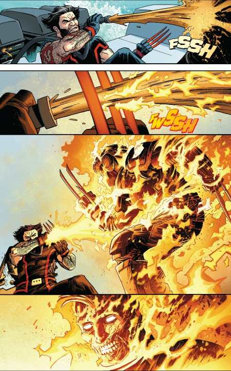 Return Of Wolverine #2 Moment